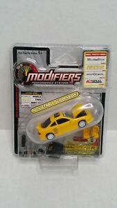 Modifiers Series 1 2000 Acura Integra Type R Yellow 1/64 HTF