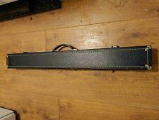 -Huebler- Vintage Pool Stick Case Display-