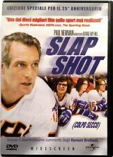 Dvd Slap Shot - Colpo secco - Edizione speciale 25° anniversario Usato