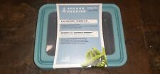 Anchor Hocking TrueSeal 6 Cup Rectangle Food Storage Container with Teal Lid