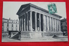 NIMES LA MAISON CARREE 1914 ND PHOT. N°4 GARD LANGUEDOC ROUSSILLON