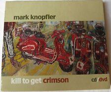 CD + DVD Mark Knopfler - Kill To Get Crimson - Neuwertig - Inkl. DVD - Geil !