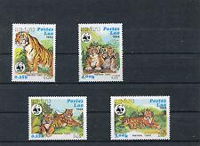 Laos 706 - 09 ** -  Tieger   ( 113942 )