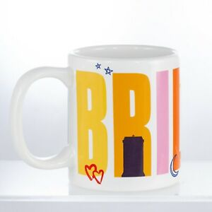 DOCTOR WHO 13th DOCTOR BRILLIANT COFFEE MUG OFFICIALLY LICENSED FREE SHIPPING US