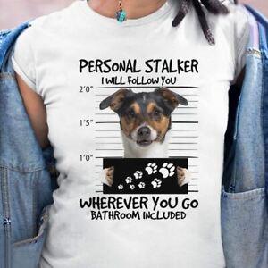 Jack Russell Terrier Personal Stalker T-Shirt