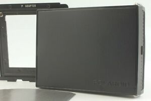 【MINT】 Mamiya M80 Polaroid Film Back Holder w/ P Adapter for RB67 S SD JAPAN