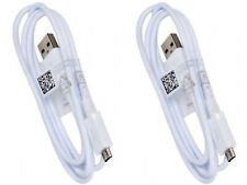 2x OEM Fast Rapid Micro USB Data Sync Charger Charging Cable Cord for Samsung LG
