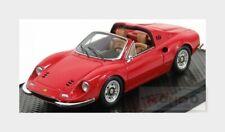 Ferrari Dino 246 Gts Spider 1969 Red BBR 1:43 BBRC54A Model