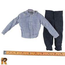 35th Action Sailor - Denim Shirt & Pants Set - 1/6 Scale - GI Joe Figures