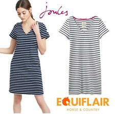 Vestido de Jersey de cuello en V Joules Riviera-SS19