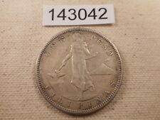 1907 S Philippines One Peso Nice Collector Grade Album Coin - # 143042 Silver