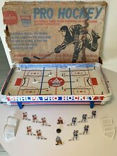 RARE Tudor NHL table top hockey game 1969  Model 715 Munro Coleco EUC