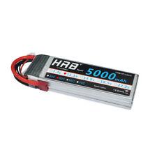 HRB 11.1V 3S 5000mAh Lipo Battery 50C 100C for RC 1/10 Slash 4x4 Car Truck Boat