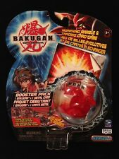 Bakugan Translucent Red Pyrus Dragonoid B1 Classic Booster Pack