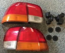 Honda Civic 96-00 4dr sedan tail light lamp complete set oem Stanley