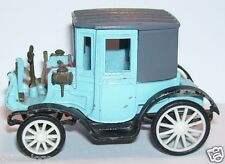 TACOT MADE IN FRANCE IN 1961 RAMI BY JMK PEUGEOT 21 1898/1901 COUPE REF 14a 1/43