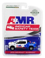 Greenlight 1/64 2019 Chevrolet Silverado Pickup AMR Indycar Safety Team 30036