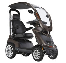 Drive Royale 4 Sport 8mph Powerfull Mobility Scooter 3 Months Insurance