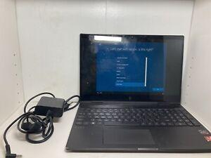 HP ENVY X360 15m-cn0012dx 15.6 inch 1 TB, w/bag & Charger - Read Description!!