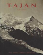 Catalogue de vente TAJAN Photographie Photo Montagne Ancienne Voyage Curiosa