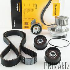 CONTI CT870 Zahnriemen Rollensatz + Wapu Opel Astra Vectra Daewoo 1.8 2.0 i 16V