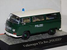 VOLKSWAGEN T2A BUS POLIZEI PREMIUM CLASSIXXS LIM. 11306 1/43