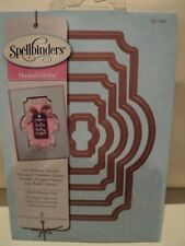 SPELLBINDERS NESTABILITIES LABELS TWENTY ONE (5 DIES) S5-027 BNIP