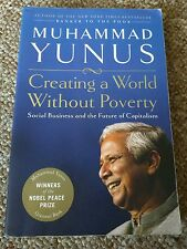 Muhammad Yunus - Creating A World Without Pover (2012) - Used - Trade Cloth
