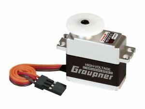 Graupner HBM690 BB MG HV Servo brushless, 43gr.! Metallgetriebe, 2x Kugellager
