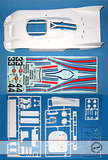 TAMIYA 1/12 BIG SCALE PORSCHE 936 MARTINI LE MANS 1977 BODY SHELL for ICKX PESCA