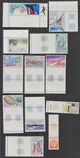 FSAT TAAF Year 1995 COMPLETE MNH SG#289+335-345
