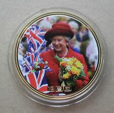 """NUMISPROOF A YEAR IN THE LIFE OF QUEEN ELIZABETH 11 """"DIAMOND JUBILEE"""" 1st coin"""