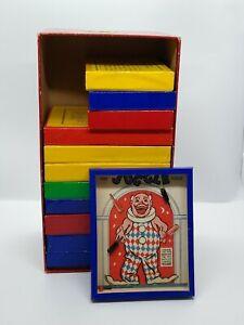 Twelve 1950's RJ Series Dexterity Puzzles R Journet & Co London Queen Mary Lot