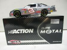 Action Elite 2001 Dale Earnhardt GM Goodwrench Service Plus Metal Series 1/24 10