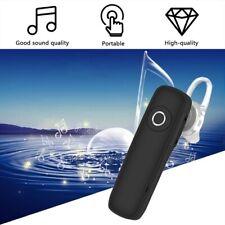 New listing Mini Bluetooth Earphone Stereo Single Headset Wireless earphones With Mic Hands