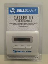 BELLSOUTH CI55. 10 CALLER ID - NEW in box