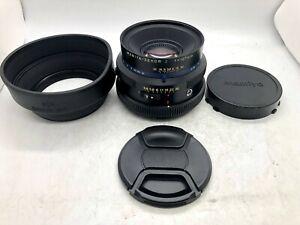 【 MINT w/ Hood 】 Mamiya Sekor Z 127mm f/3.8 Lens for RZ67 Pro II IID From Japan
