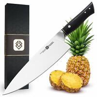 Kitchen Chefs Knife - Chef Knives Professional 9 inch – Razor Sharp High Carbon