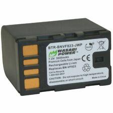 Wasabi Power Battery for JVC BN-VF823, BN-VF823U, BN-VF823USP