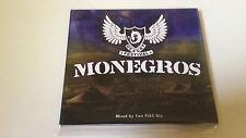 """CD """"MONEGROS DESERT FESTIVAL XIV EDITION"""" CD 12 TRACKS COMO NUEVO TWO PIAS DJS"""