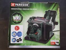 GWO Parkside Drill Bit Sharpening Station PSS 65 A1 in Box 28422
