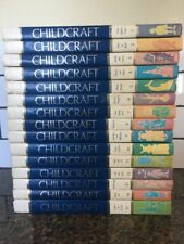 CHILDCRAFT How and Why Encyclopedia 1-15 1987 Homeschool Vintage Books Research