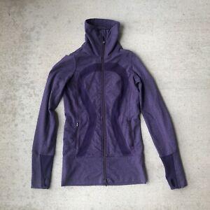 pueple lululemon jacket size 2