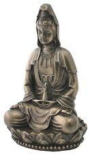 Kwan Yin Miniature Statue Goddess of Compassion Figurine Quon Yin  #1918A