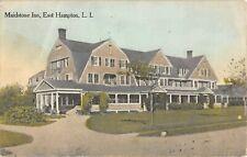1911 Maidstone Inn East Hampton LI NY post card by White