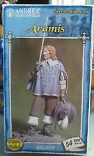 "Andrea Miniatures 1/32 54mm Series General "" Armins """