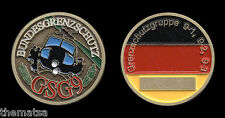 GSG9 GERMANY ANTI TERROR GRENZSCHUTZGRUPPE 9-1 9-2 9-3 MILITARY  CHALLENGE COIN