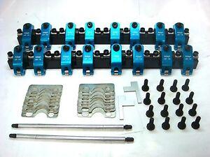 GM LS1/LS2/LS6 Shaft Mount 1.8 Ratio Aluminum Rocker Arm System