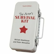 The Actor's Survival Kit by Peter Messaline and Miriam Newhouse (2007,...