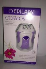 Epilady Cosmos Rechargeable Hair Removal System Epilator and Shaver